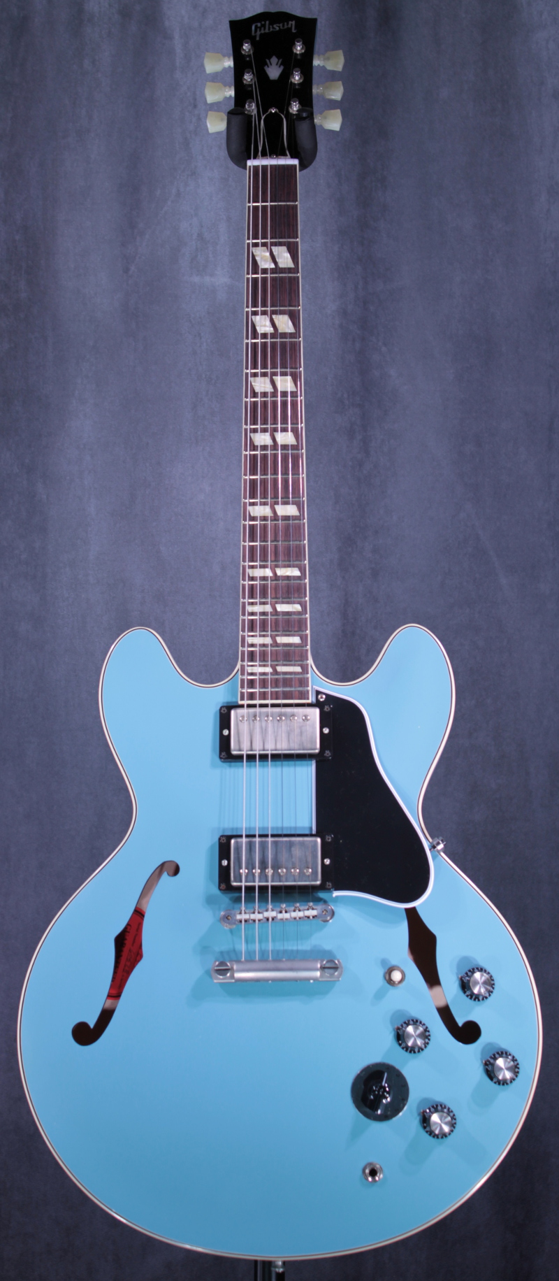 2016 '64 ES-345 VOS Frost Blue Ltd