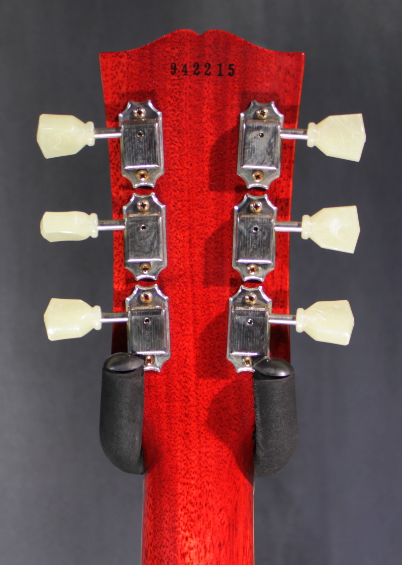 gibson les paul custom shop serial number decoder